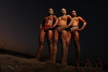 Rural-Gladiators by ZaGHaMi