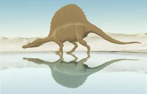 Spinosaurus aegyptiacus by TopGon