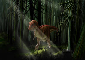 Walk of the rex by TopGon