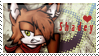 Shadey the cat Stamp by Shide-Dy