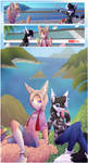 CE: +Rigel and Blacky+ by Shide-Dy