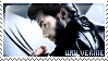 Wolverine stamp by sequelle