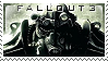 Fallout 3 Stamp - 2 by sequelle