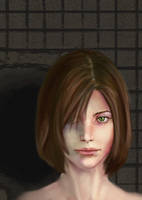 Eileen Galvin - Silent Hill 4 The Room by MgcUsr