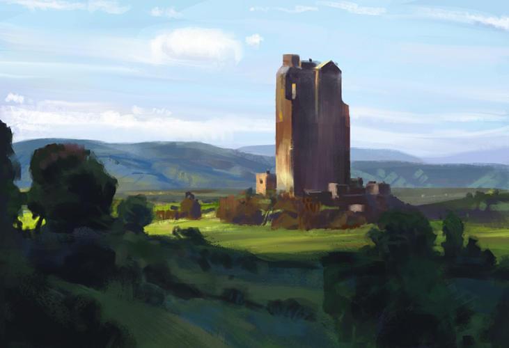 Landscape master study by MgcUsr