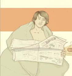 Monday Mornin' by TeaForOne