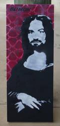 Mona Manson by blim0n