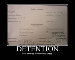 Detention -demotivation- by Dragunov-EX