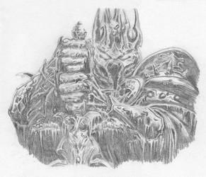 Lich King by metalliphil