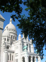 La cathedrale du sacre coeur by x-miss-drawings-x