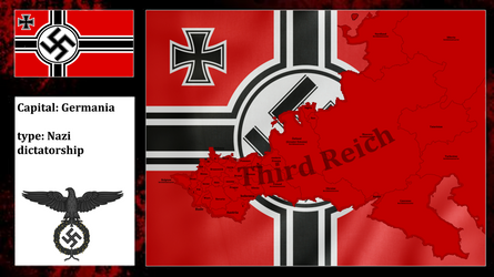 The third reich (mapping) by DimLordofFox