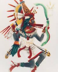 Quetzalcoatl by Pachacutecyupanqui by Pachacutecyupanqui