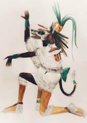 Xolotl by Pachacutecyupanqui by Pachacutecyupanqui
