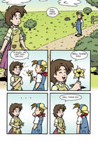 Harvest Moon Page 2 by Marvelousboy
