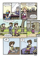 Harvest Moon Page 4 by Marvelousboy