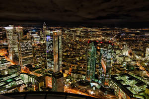 View from Main Tower HDR 02 by melmarc