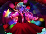 Touhou Challenge #8 - Elis by Cryptic-Mystic