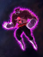 God of Destruction Toppo by Teira-Nova