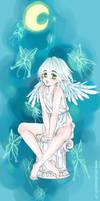 elf-angel Sali by missleaves