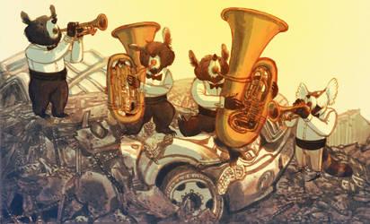 Quartet by ftongl