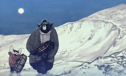 Miro's Adventures: Sledders by ftongl