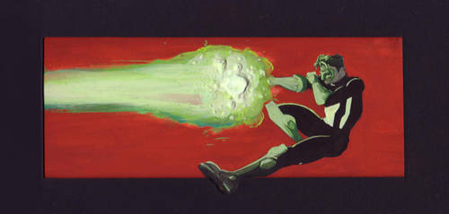 Green Lantern by ftongl