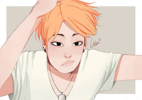 Jimin - Run by Uxia15