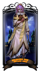 IB: Diabolical Trap by chiyoppoi