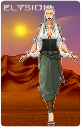 AG: Elysium - Meri Version 2 by chiyoppoi