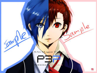 P3P MCs Combined Ver by lewd-dodo