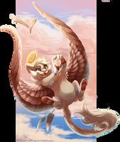 Kitchiki Chibi 3 by BlazingBlackMage