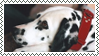 dalmatian stamp by bulletblend