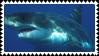 shark stamp by bulletblend