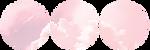 cloud divider {pink version} by bulletblend
