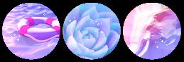 blue n pink by bulletblend