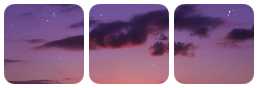 clouds divider by bulletblend