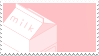 milk stamp by bulletblend