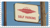 ufo parking stamp by bulletblend