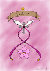 Sakura Ribbon by SakuraGraciano