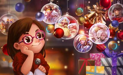 Happy Holidays by linxz2010