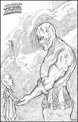 Captain America by MarpJoker20