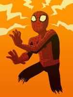 Spider Sense! by JakRabbit96