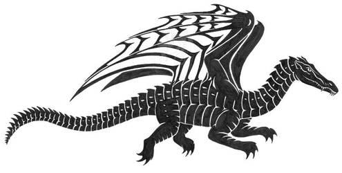 Dragon Design VIII by R-Eventide
