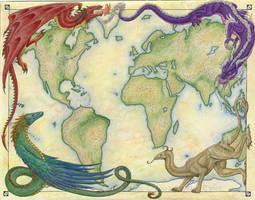 Dragonsworld by R-Eventide