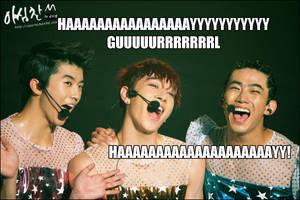 Haaaayy 2PM by RandellaVortex