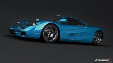 McLaren 3D by neutrix