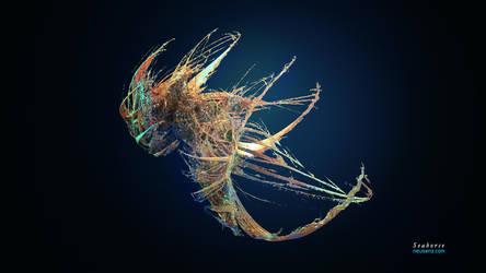 Splash: Seahorse by neutrix