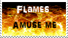 Flames stamp by piratekit