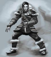Personaje Modelado by Titillas