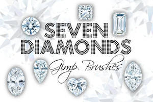 Seven Diamonds Gimp Brushes by mmmatus